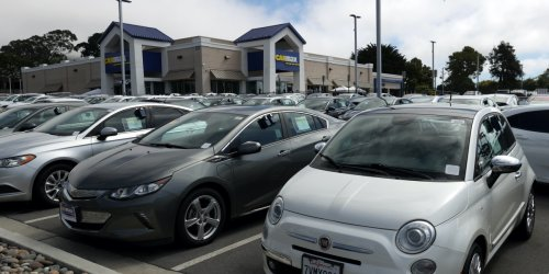 Pandemic demand for used cars have contributed to the recent spike in U.S. inflation