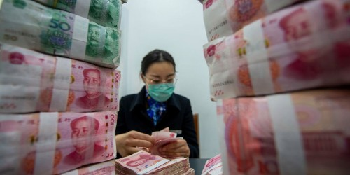 China's society is going cashless. Now its central bank is pushing back
