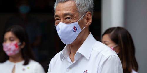 Singapore's rocky reopening is still a model for ending the 'COVID zero' era of pandemic