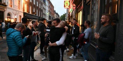 Goodbye, lockdown: U.K. opens to hugs and sleepovers from May 17