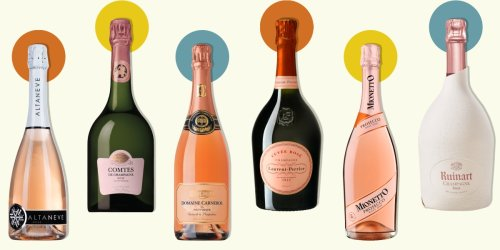 The best bottles of rosé Champagne and sparkling rosé wine to drink this summer