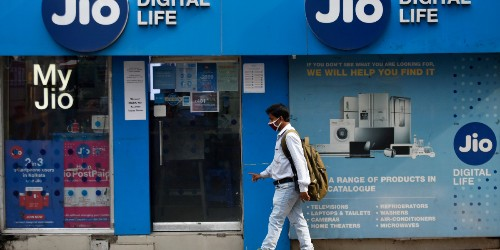 Google invests in India's red-hot Jio Platforms to build cheap cellphones