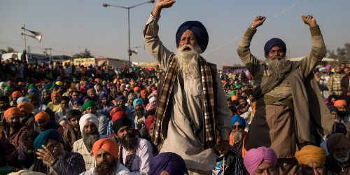 How two of India's richest men became the target of farmer boycotts