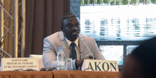 Akon: Why crypto could transform Africa's future