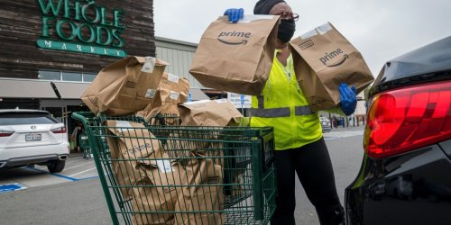 Amazon to add delivery fee for Prime members who shop at Whole Foods