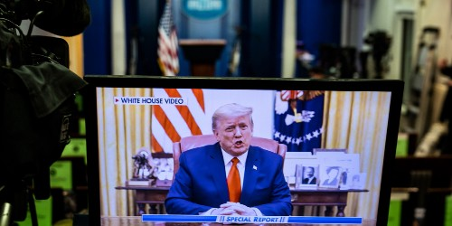 Future Trump historians 'petrified' by task ahead