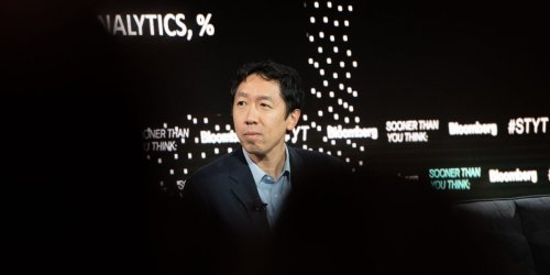 Don't buy the 'big data' hype, says co-founder of Google Brain