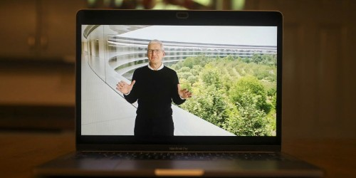 Tim Cook says Apple's WFH model will prompt long-lasting changes