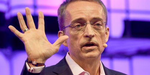 Intel CEO on Nvidia competition: 'We are playing offense, not defense'