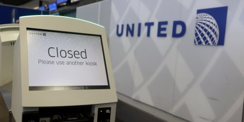United Airlines tells nearly half its staff they could lose their jobs this autumn