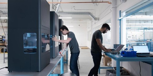 Microsoft Just Made Its First 3-D Printing Investment In This Startup