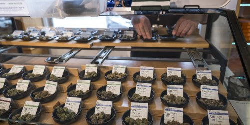 California approves stimulus money for marijuana industry