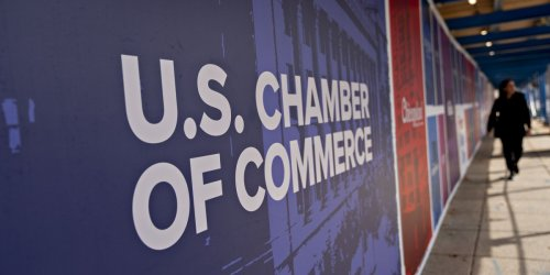 Reject the voting rights bill, Chamber of Commerce urges senators