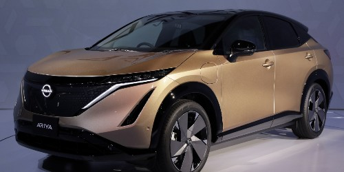 Nissan takes on Tesla with the launch of Ariya, an all-electric SUV