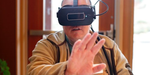 It's no game: Virtual reality could be health care's next big thing