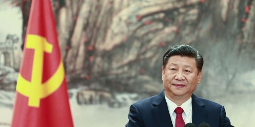 China's new five-year plan has an ambitious aim: to become a self-sufficient, global tech superpower