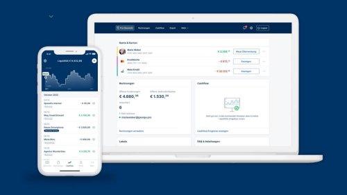 George Pro: Internetbanking mit neuen Funktionen für kleine Unternehmen