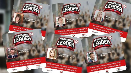 Marketing Leader Awards: Toolkit ermöglicht Nominierten eigenen Wahlkampf