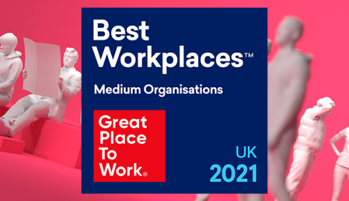Great Place To Work 2021 Awards: Team culture in a pandemic.