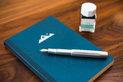 Profolio Oasis Summit Notebook Review - Fountain Pen Love