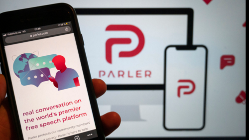 Right-wing friendly social media site Parler moving headquarters to Nashville, Tennessee