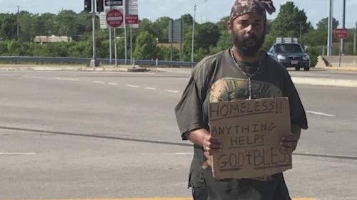 Homeless man wins $150,000 settlement against St. Louis County