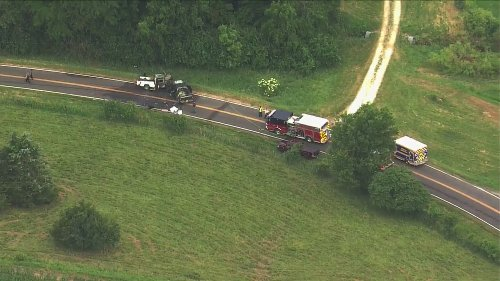 Three die in head-on crash in Lincoln County Thursday morning