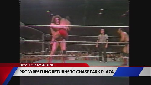 Wrestling returns to The Chase Park Plaza this August after 37 years
