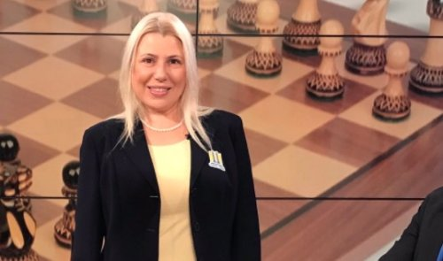 Chess coach Susan Polgar to retire from Webster University