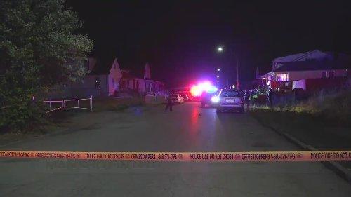 Man shot in leg in Mark Twain neighborhood Thursday
