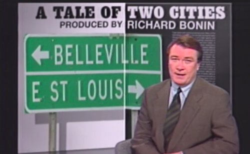 '60 Minutes' reflects on 1993 report on Belleville & East St. Louis