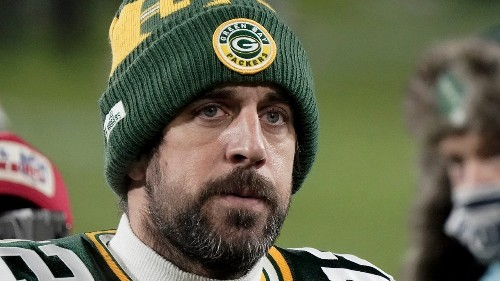 Aaron Rodgers on crucial call to kick late field goal down 8 points: 'I didn't have a decision on that one'