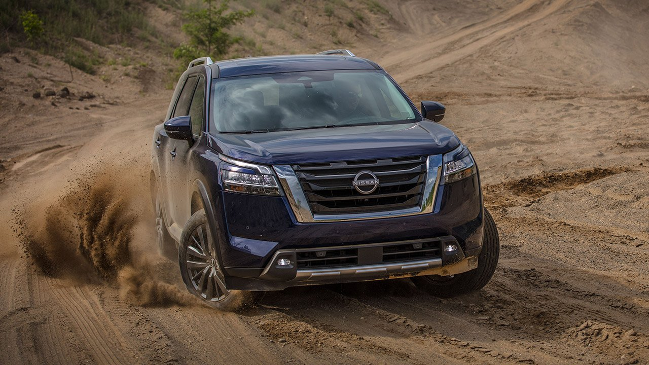 Test drive: Has the 2022 Nissan Pathfinder found its way?