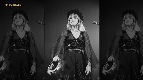 Stevie Nicks survived abusive relationship with former bandmate Lindsey Buckingham, crippling drug addiction, book claims