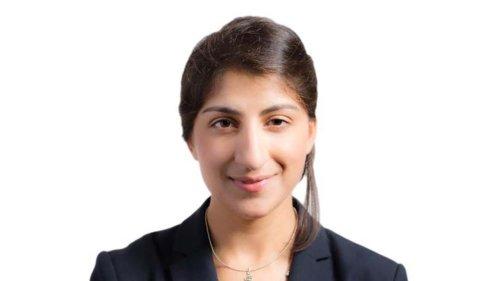 Big Tech critic Lina Khan signals no-nonsense approach as she assumes top regulatory role