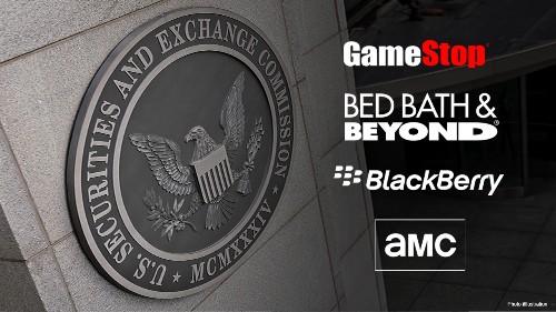 SEC monitoring market volatility after GameStop, AMC trading chaos