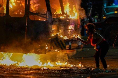 2020 rioting in Kenosha, Wisconsin after police killings hurt Biden, analysis finds