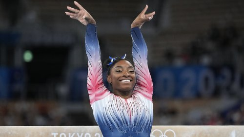 Simone Biles ends Tokyo Olympics as one of the most-decorated American gymnasts ever