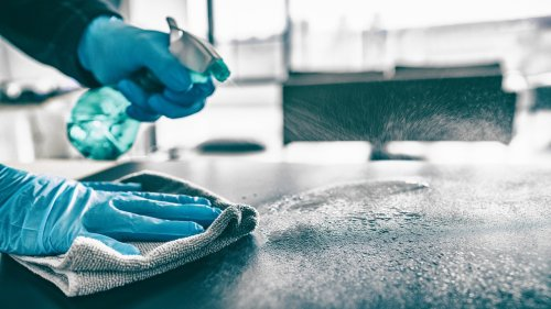 Disinfecting surfaces amid coronavirus: Should we still be doing this?