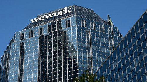 WeWork's new stock-listing plan has echoes of its past