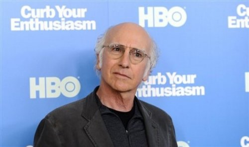 Larry David bashes Trump's coronavirus response, calls for Bernie Sanders to drop out of 2020 race