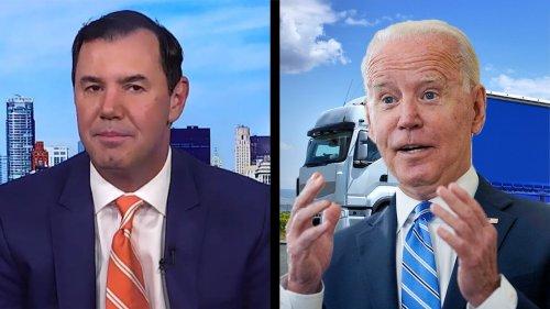 Joe Concha details '18-wheeler' Biden's history of lies, the media's silence is deafening