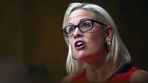 Dark money group with foreign backer targets Sinema with ads over filibuster support