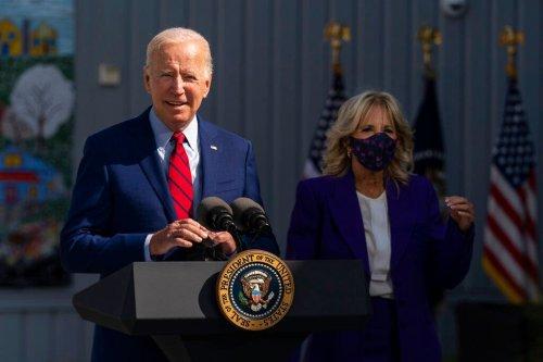 Biden keeps telling bizarre Amtrak story that was already debunked