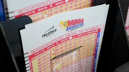 Mega Millions jackpot climbs to $970M for Friday's drawing