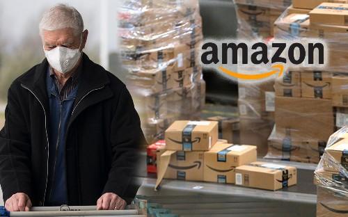 Coronavirus hits at least 50 Amazon warehouses