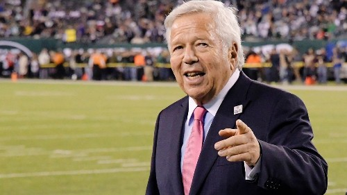 Florida decision likely clears Pats owner of soliciting sex