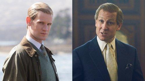 'The Crown' stars Tobias Menzies, Matt Smith react to Prince Philip's death