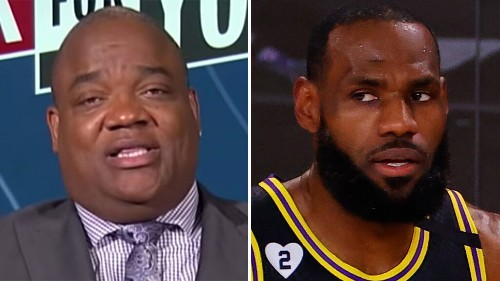 Jason Whitlock: Career politicians 'who created systemic unfairness are playing' athletes like LeBron James 'for suckers'