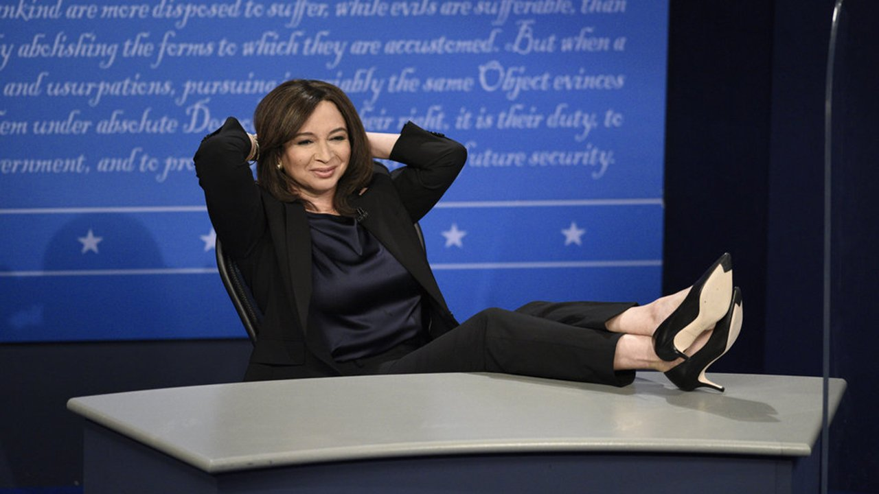 Fracking, pandering to PA voters make their way to 'SNL' VP debate cold open